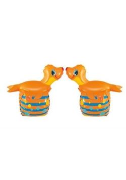 Rękawki do pływania Uśmiechnięty lew morski