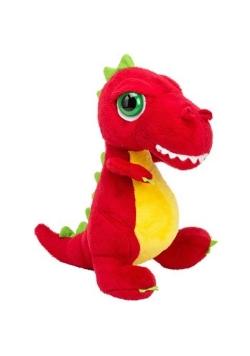 Średni czerwony T-Rex 25cm SUKI