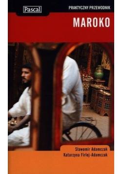 Praktyczny przewodnik - Maroko w.2011 PASCAL