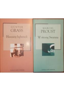 Blaszany bębenek/W stronę Swanna