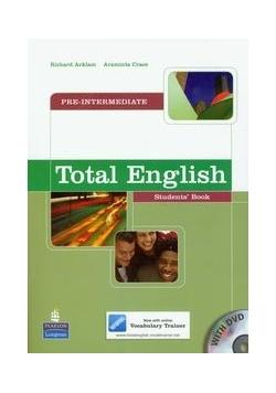 Total English Pre-Intermediate Students Book + DVD