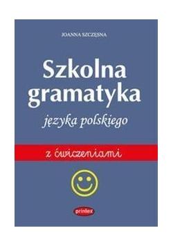 Gramatyka szkolna języka polskiego