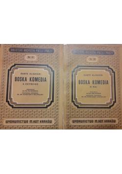 Boska Komedia II - III , 1947 r.