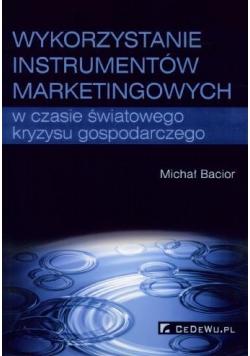 Wykorzystanie instrumentów marketingowych