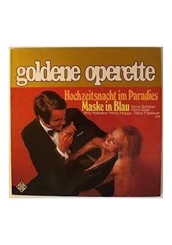 Goldene operette , płyta winylowa