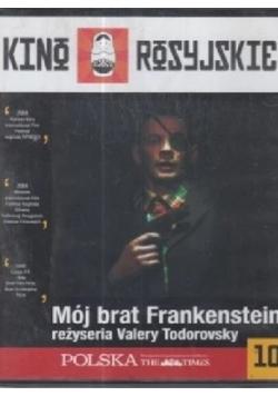 Mój brat Frankenstein, płyta DVD