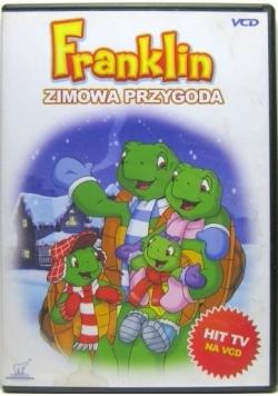 Franklin zimowa przygoda, DVD