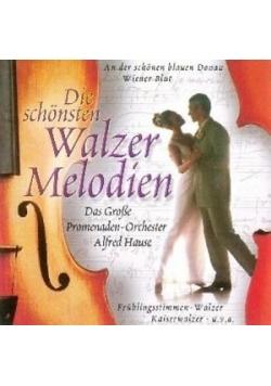 Die schonsten Walzer Melodien płyta CD