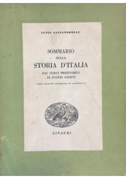 Sommario della Storia d'Italia, 1942r.