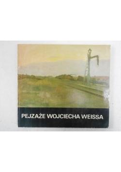 Kossowski Łukasz - Pejzaże Wojciecha Weissa