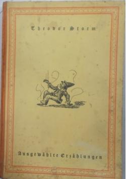 Ausgewahlte Erzahlungen, 1924 r.