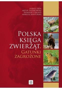 Polska księga zwierząt. Gatunki zagrożone