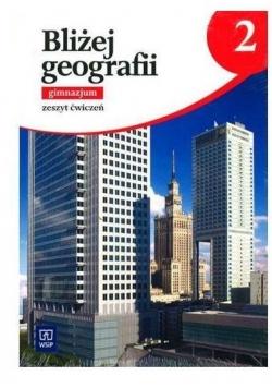 Geografia GIM 2 Bliżej geografii ćw. w.2016 WSIP