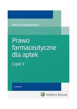 Prawo farmaceutyczne dla aptek cz.2
