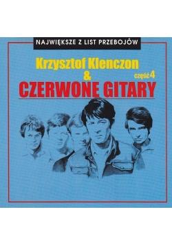 Krzysztof Klenczon & Czerwone Gitary vol. 4 ,CD