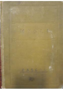 Myśli, 1920 r.
