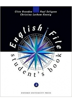 English File Student's book 2