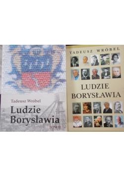 Ludzie Borysławia/Ludzie Borysławia, Tom II