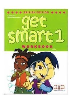 Get smart 1 WB wersja brytyjska MM PUBLICATIONS