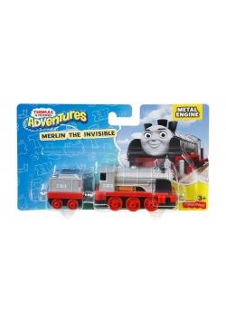 Tomek i Przyjaciele. Duża lokomotywa Merlin