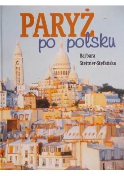 Paryż po polsku