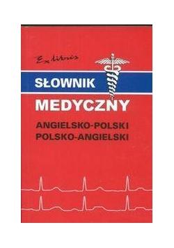 Słownik medyczny pol-ang-pol EXLIBRIS