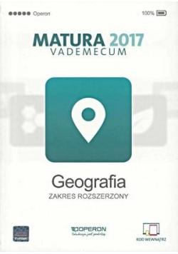 Matura 2017 Geografia. Testy i arkusze ZR OPERON