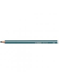 Ołówek Trio Thick HB petrol (12szt) STABILO