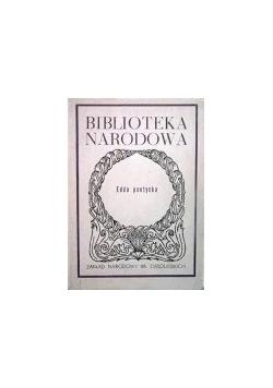 Edda poetycka