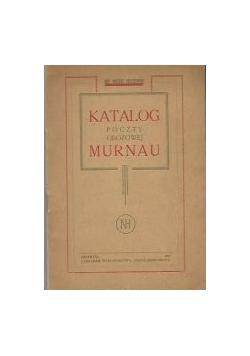 Katalog poczty obozowej Murnau 1947r