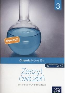 Chemia Nowej Ery 3 Zeszyt ćwiczeń