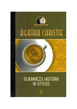 Tajemnicza historia w Styles , tom 12