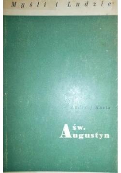 Myśli i ludzie św. Augustyn
