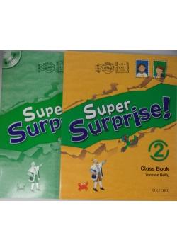 Super surprise! 2, zestaw 2 książek