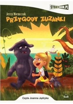 Przygody Zuzanki audiobook