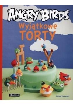 Angry Birds. Wyjątkowe torty
