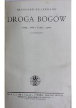Droga Bogów, 1940 r. (?)