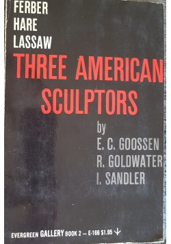 Three American Sculptors