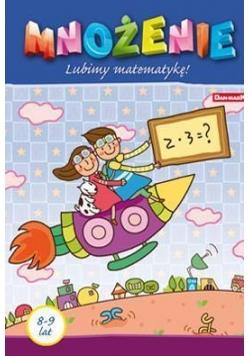Książeczka edukacyjna. Mnożenie