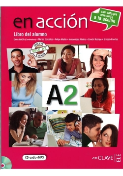 En accion A2 Podręcznik