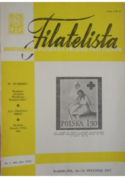 Filatelista, nr 2