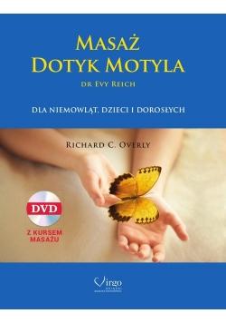 Masaż Dotyk Motyla + CD