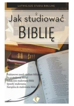Jak Studiować Biblię