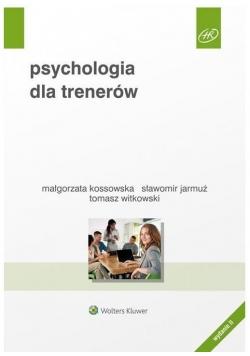 Psychologia dla trenerów
