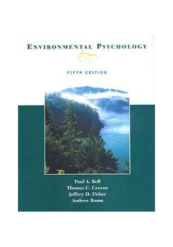 Environmental Psychology: 5th