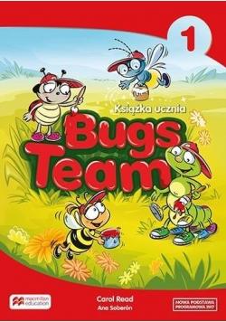 Bugs Team 1 Książka ucznia