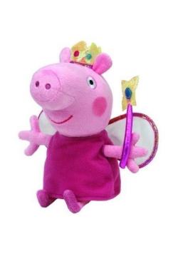 Beanie Babies Peppa Pig - Princess Peppa 28cm