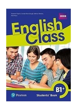 English Class B1+ SB (wersja wieloletnia) PEARSON