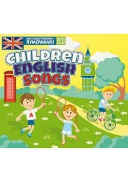 Children English Songs CD
