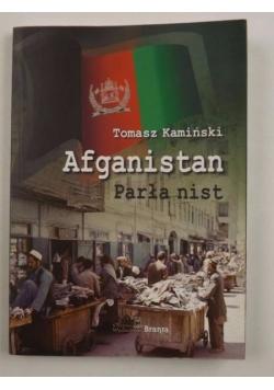 Afganistan Parła nist